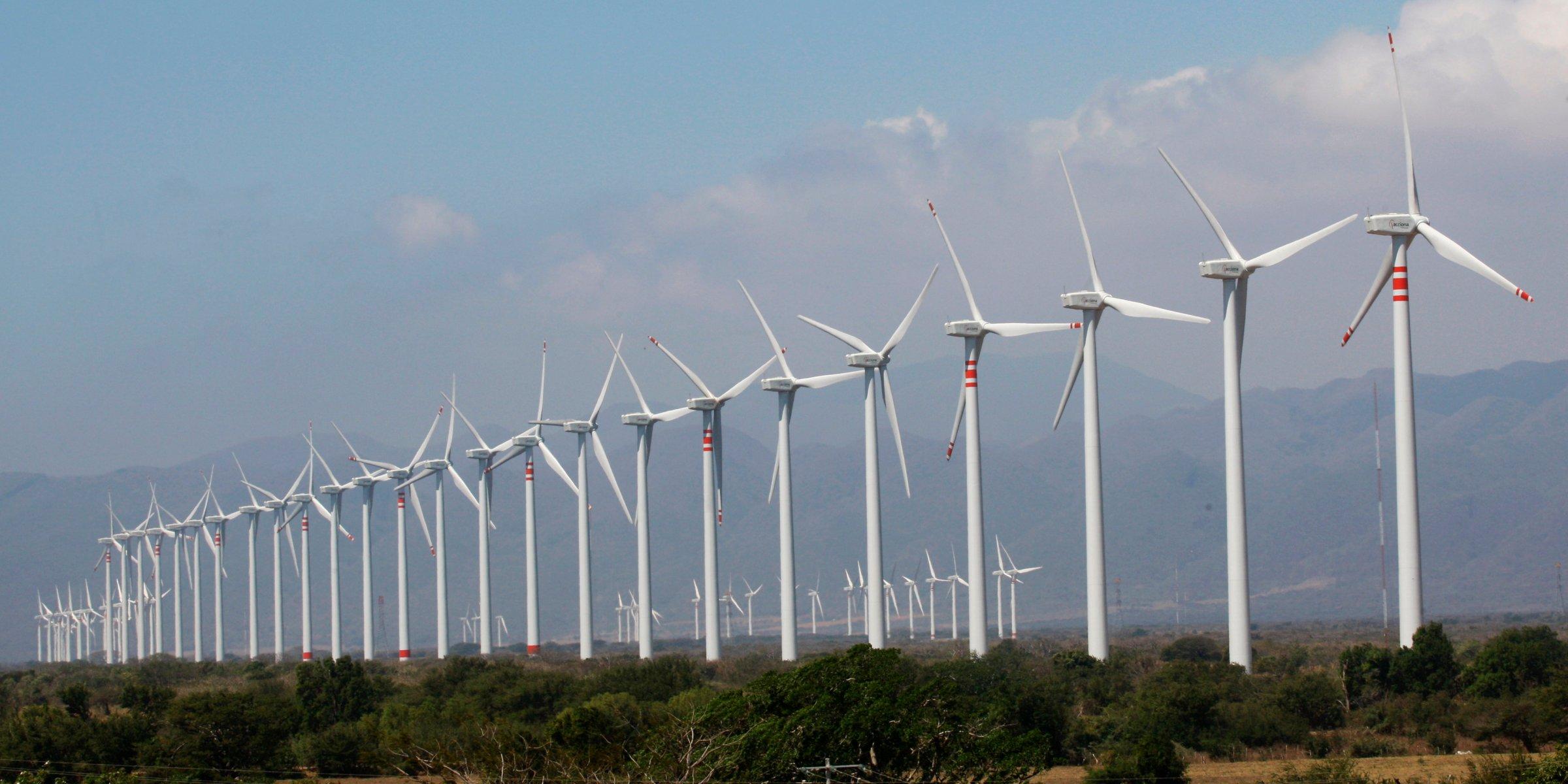 Estudian el impacto de turbinas eólicas sobre la salud humana - El ...