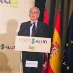 Intervención en Foro Nueva Economía Enrique Ruiz Escudero, consejero de Sanidad madrileño