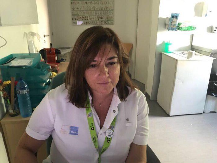 DNL_Susana García_Hospital del Mar