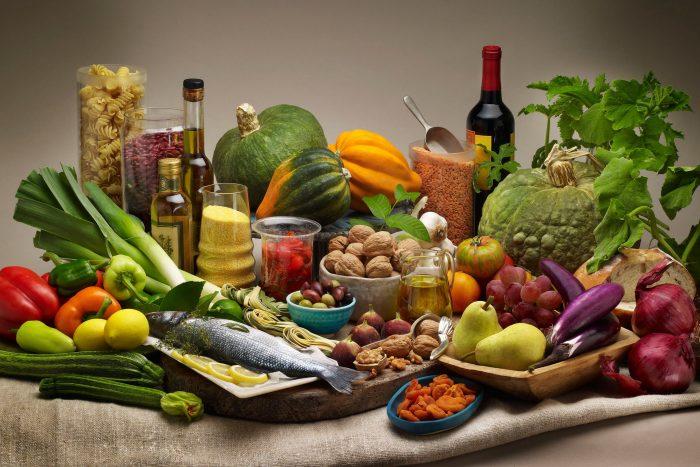8 chili di dieta