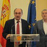Consejería de Sanidad del Gobierno de Aragón
