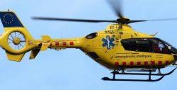 """""""Llevar plasma sanguíneo en helicópteros medicalizados aumenta la supervivencia de heridos con hemorragias graves"""