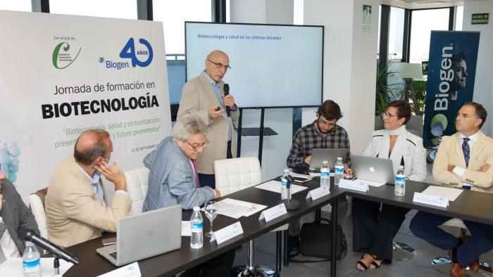 Jornada biotecnología