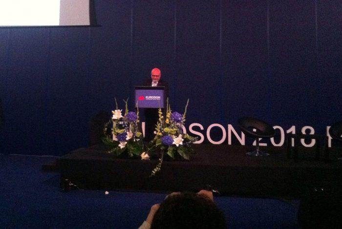 Ponencia Dr. Pedro Cañones en congreso Euroson