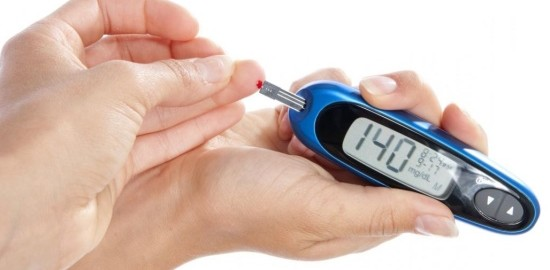 diabetes e administración de insulina
