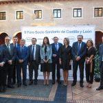 II Foro Socio Sanitario de Castilla y León,