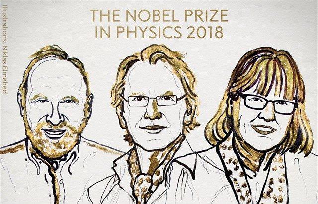 Premio Nobel 2018