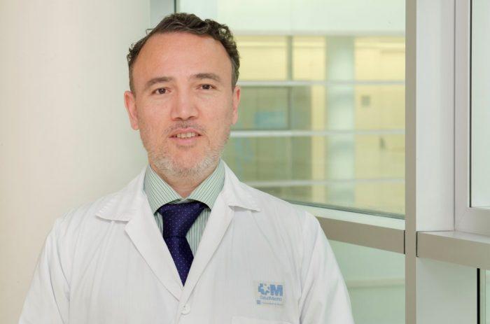 Dr Luis León, ginecólogo Gregorio Marañón