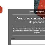 casos clínicos depresión
