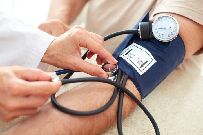 Estudio de la presión arterial del hígado