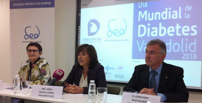Sonia Gaztambide, Anna Novials y Aureliano Ruiz.