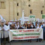 Movilizaciones Andalucía Sindicato Médico