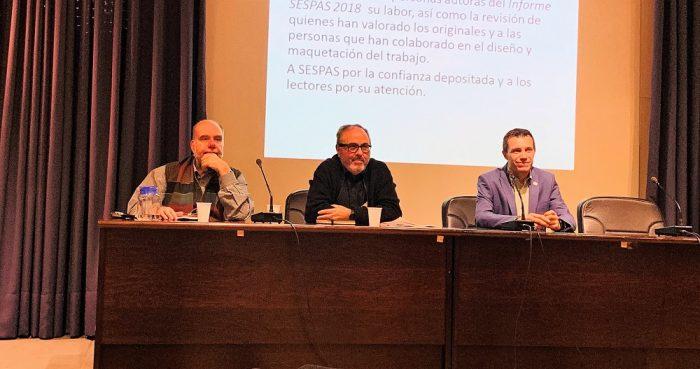 Presentación Informe SESPAS 2018