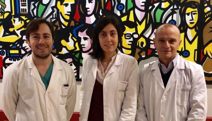 grupo cardioCHUS del Complejo Hospitalario Universitario de Santiago