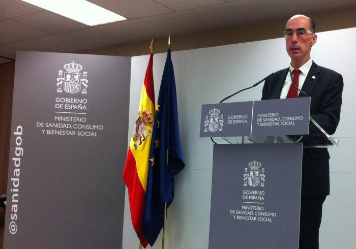 Jesús Vazquez, conselleiro de Galicia.