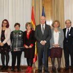 La ministra María Luisa Carcedo se ha reunido con representantes del Foro de Atención Primaria.