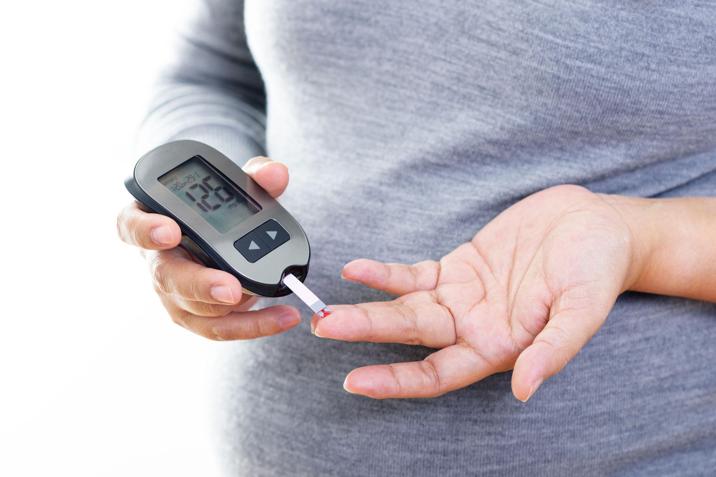 peligros de estar embarazada con diabetes tipo 1