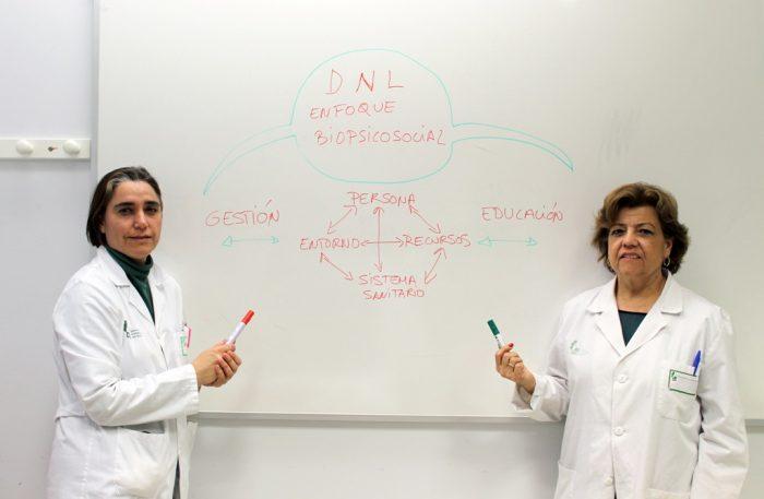 DNL_Sonia Galeano y Rosa Martín_H Badajoz_