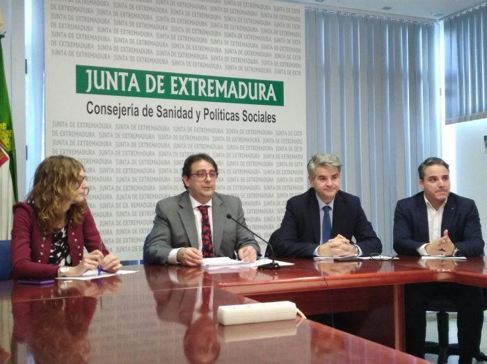 consejero de Extremadura