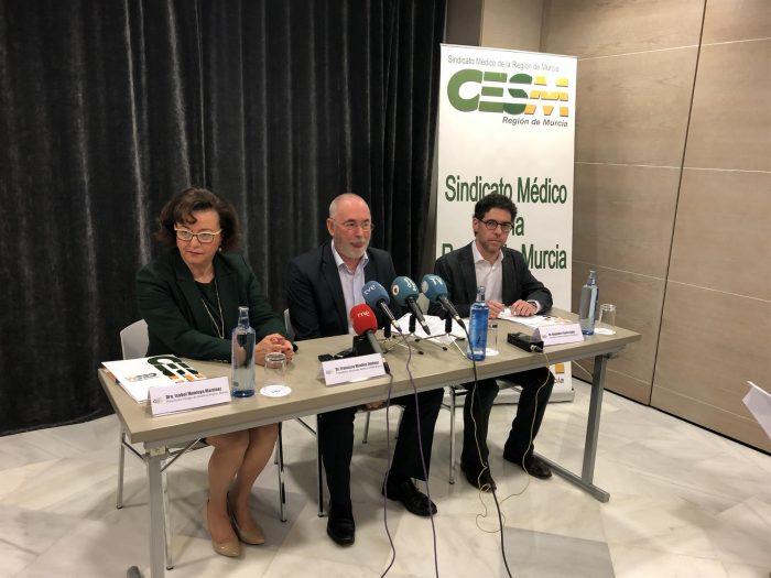 CESM Murcia jubilaciones