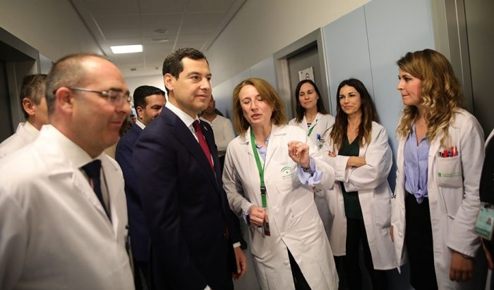 """""""Andalucía apuesta por hacer mejoras en su gestión sanitaria"""