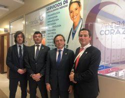 """""""AMA ratifica sus acuerdos con los más destacados centros médicos de Ecuador"""