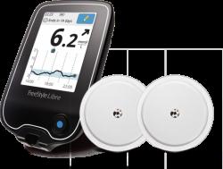 Sistema de control de diabetes FreeStyle Libre