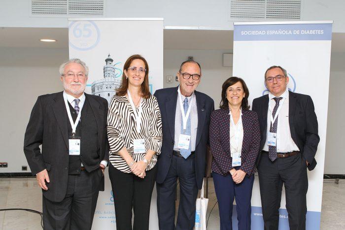 Presentación del XXX Congreso de la SED que se celebra en Sevilla.