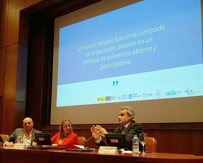 V Congreso Nacional de Relaciones Institucionales del Sector Salud.