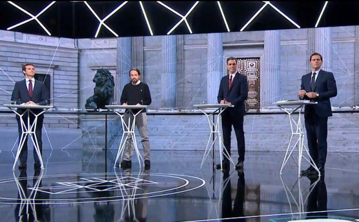 """""""La eutanasia y el aborto temas clave en el último debate a cuatro"""