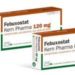 Kern Pharma presenta Febuxostat para el tratamiento de la hiperuricemia crónica