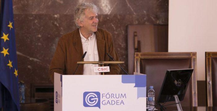Juan Luis Arsuaga, presidente de la Fundación Gadea por la Ciencia.