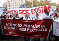 """""""El Sindicato Médico de Cataluña denuncia que directores de AP"""