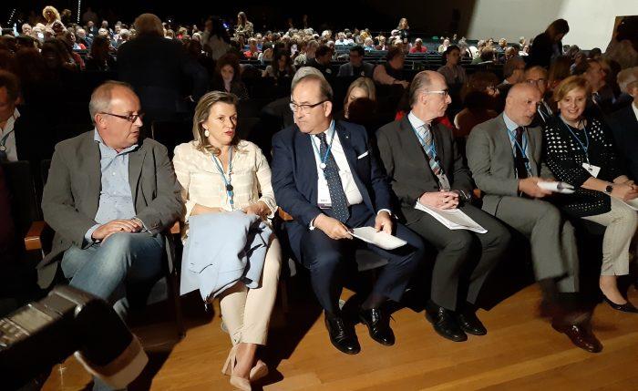 Inauguración del Congreso de la SEMG.