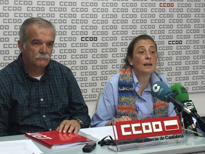 sindicatos cantabria