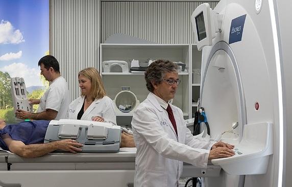 resonancia magnética resultado 4 3 próstata