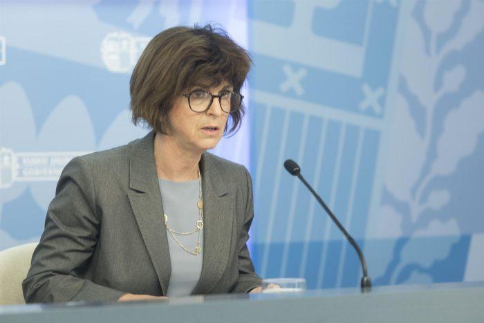 consejera gobierno vasco