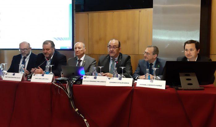 Participantes en la Mesa Profesional del Congreso de la SEMG.