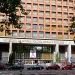 Edificio del Ministerio de Sanidad. Programa de Cribado Neonatal