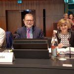 ministros europeos Sanidad