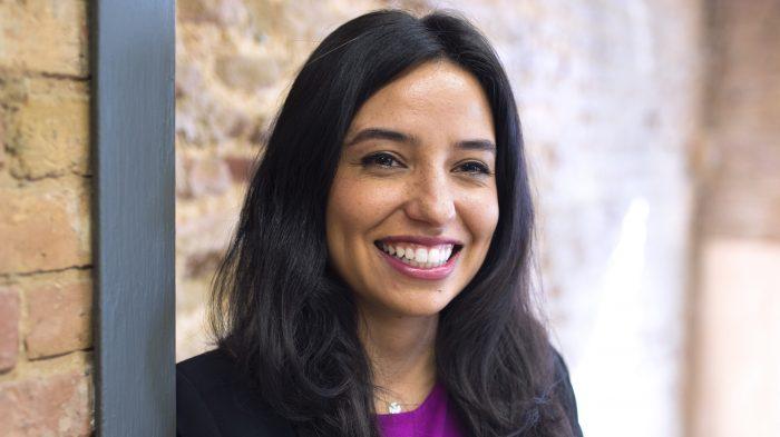 Ana Acuña, candidata a la Secretaría de Horizonte Farma.
