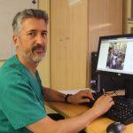Gonzalo Hernández Martínez, experto en oxigenoterapia.