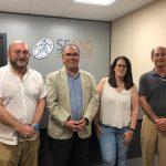Reunión mantenida con SEFIFAC en la sede de la SEMG.