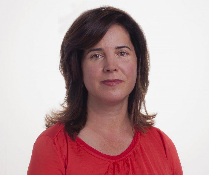 Teresa Cruz Oval, designada consejera de Sanidad de Canarias.
