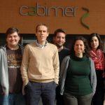 El equipo del CSIC liderado por Fernando Monje.