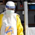 Brote de ébola en el Congo.