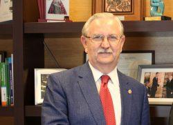 El presidente del CGCOM, Serafín Romero.