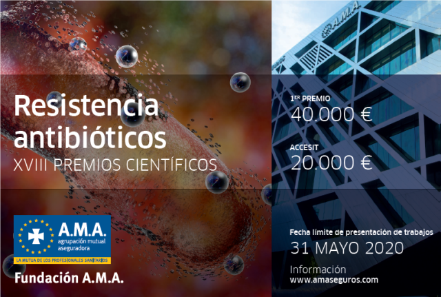Fundación A.M.A Premios Científicos
