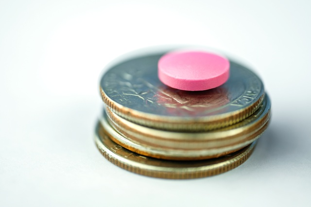 FEFE 3€ por medicamento