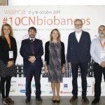 Foto de familia del Congreso de la Red de Biobancos.